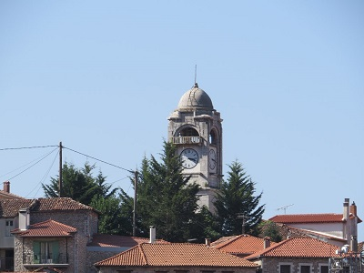 The Clock of Dimitsana