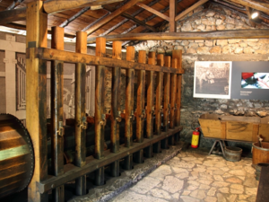 The Open Air Water Power Museum - Menalon Trail