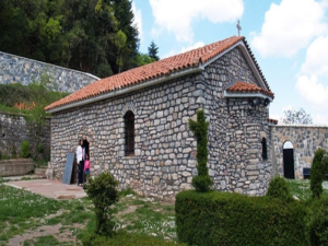 Monastery of the Assumption of the Virgin Mary - Menalon Trail