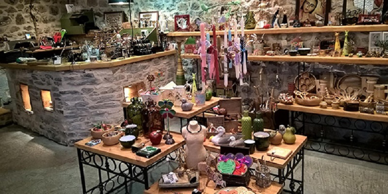 The Menalon Trail Shops